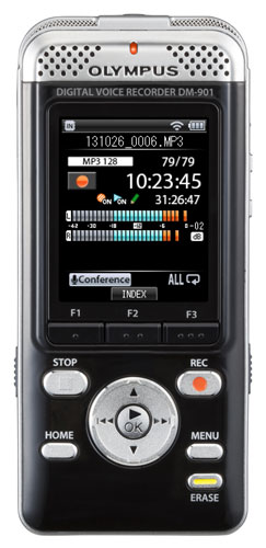 DM-901 - OLYMPUS DIGITAL VOICE RECORDER