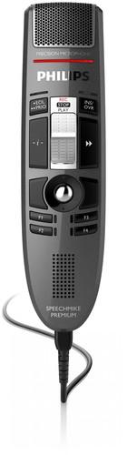 LFH 3510 - PHILIPS SPEECHMIKE PREMIUM USB DICTATION MICROPHONE - SLIDE SWITCH OPERATION