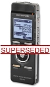 OLYMPUS DM-550 DIGITAL VOICE RECORDER
