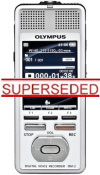 DM3 - OLYMPUS DM 3 DIGITAL VOICE RECORDER