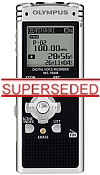 OLYMPUS WS-760M DIGITAL VOICE RECORDER