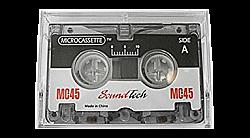 SoundTech 45 min Micro Cassette