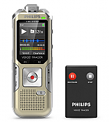 DVT 6500 - PHILIPS VOICE TRACER DIGITAL RECORDER - MUSIC RECORDING