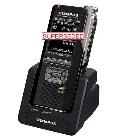 DS3500 - OLYMPUS DS 3500 DIGITAL DICTAPHONE