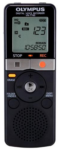 OLYMPUS VN-7700 DIGITAL NOTETAKER