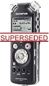 OLYMPUS LS-10 PCM DIGITAL RECORDER