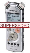 OLYMPUS LS-11 PCM DIGITAL RECORDER