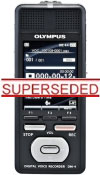 DM5 - OLYMPUS DM 5 DIGITAL VOICE RECORDER