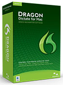 Dragon NaturallySpeaking - FOR MAC