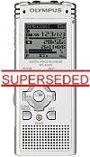 OLYMPUS WS-650S DIGITAL VOICE RECORDER