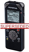 WS813 - OLYMPUS WS 813 DIGITAL CONFERENCE RECORDER